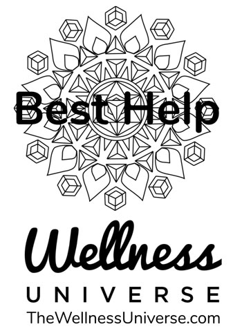 The Wellness Universe Best Help logo