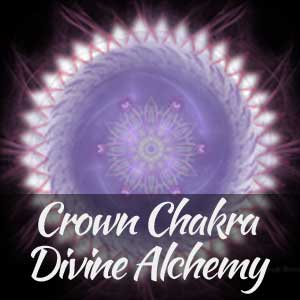 Crown Chakra Connection to the Divine Bliss Joy Love